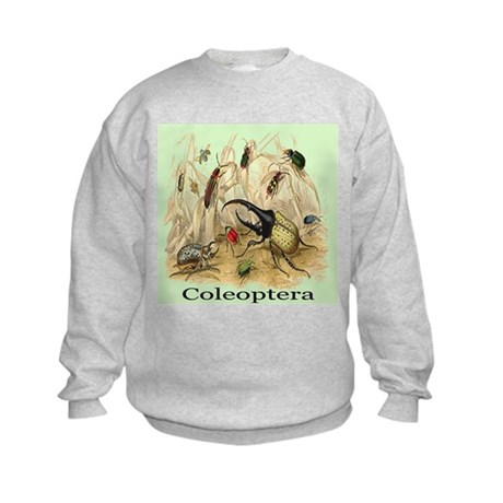 Coleoptera Digitally Remaster Kids Sweatshirt
