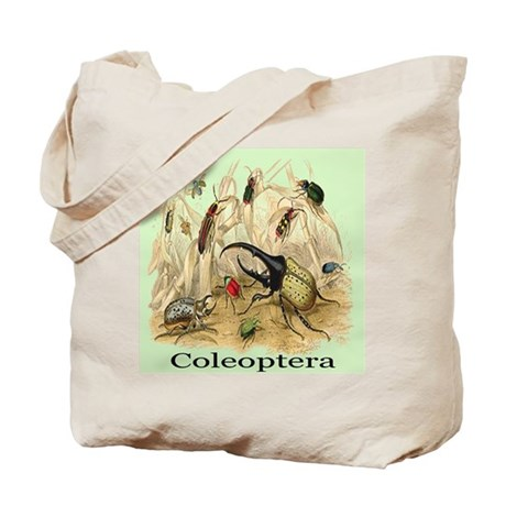 Coleoptera Digitally Remaster Tote Bag