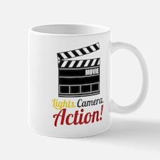 Action Small Small Mug