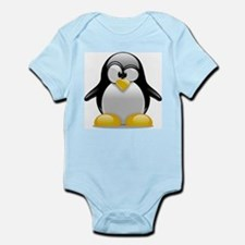 Tux the Penguin Infant Bodysuit