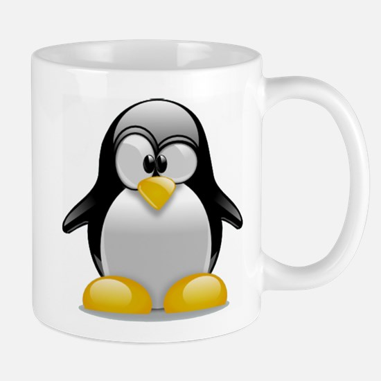 Tux the Penguin Mug