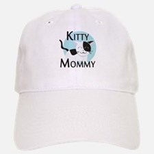 Kitty Mommy Cute Cat Baseball Baseball Cap