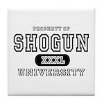 Shogun University Property Tile Coaster