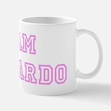Pink team Bernardo Mug