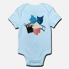 Movie Lover Infant Bodysuit