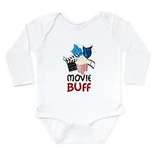 Movie Buff Long Sleeve Infant Bodysuit