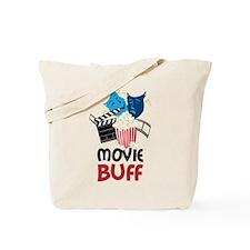 Movie Buff Tote Bag