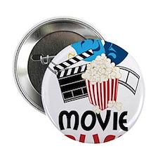 "Movie Buff 2.25"" Button"