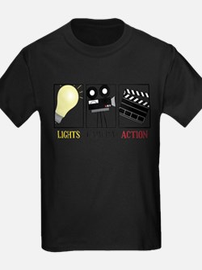 Lights Camera Action T