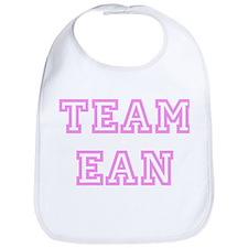 Pink team Ean Bib