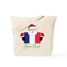 Pere Noel Tote Bag
