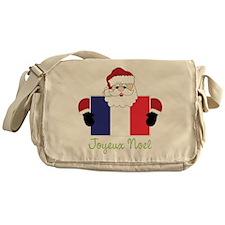 Joyeux Noel Messenger Bag