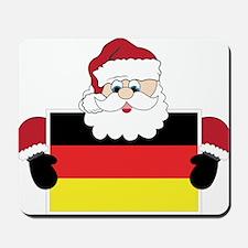 Santa In Germany Mousepad