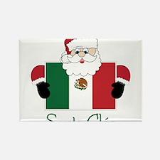 Feliz Navidad Rectangle Magnet