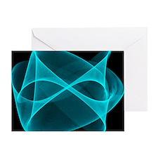 Mathematical model - Greeting Card