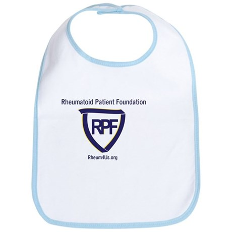 Rheumatoid Patient Foundation T-shirt Bib