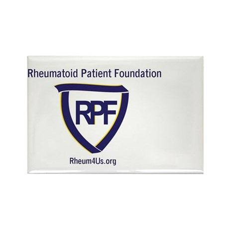 Rheumatoid Patient Foundation T-shirt Rectangle Ma