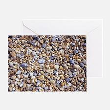 Beach stones - Greeting Card