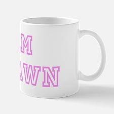 Pink team Tyshawn Mug