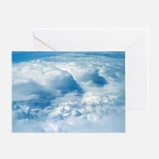 Clouds - Greeting Card