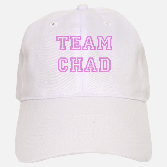 Pink team Chad Baseball Baseball Cap