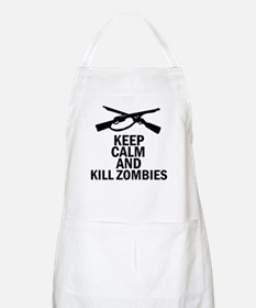 Kill Zombies Apron