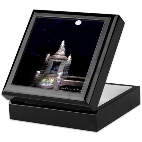 Mausoleum Keepsake Box