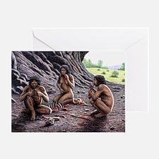 Homo antecessor - Greeting Card