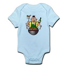 BBQ - Grill Infant Bodysuit