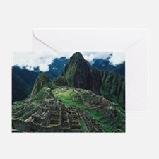 Machu Picchu - Greeting Card