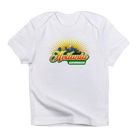 Hotlanta Georgia Infant T-Shirt