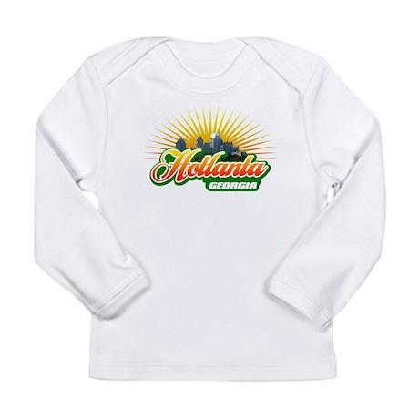 Hotlanta Georgia Long Sleeve Infant T-Shirt