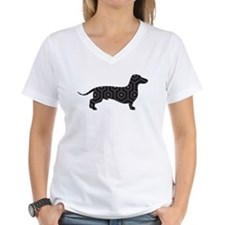 Dachshund Grey Hicks Shirt
