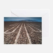 Nazca lines - Greeting Card