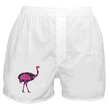 Hippy Ostrich Boxer Shorts