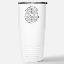 Funny Center Travel Mug