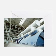 Power station - Greeting Card