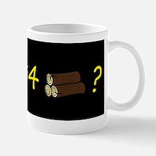 Sheep 4 wood? Mug