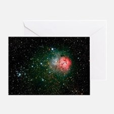 Trifid Nebula - Greeting Card
