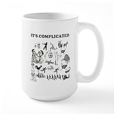 It's Complicated Mug