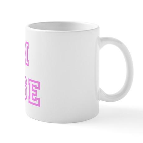 Pink team Tyrese Mug