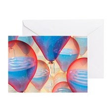 Female urinary incontinence - Greeting Card