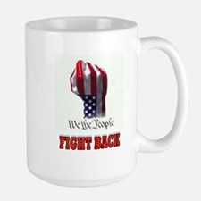 FIGHT BACK Large Mug