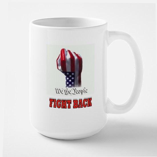 FIGHT BACK Large Mug
