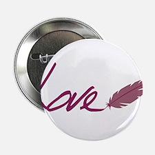 "Love 2.25"" Button"