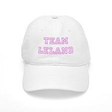 Pink team Leland Baseball Cap