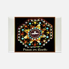 Peace on Earth! Photo! Rectangle Magnet