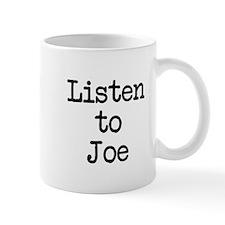 Listen to Joe Mug