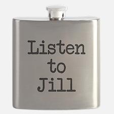 Listen to Jill Flask