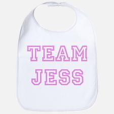 Pink team Jess Bib